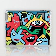 Barney Blimpsta Laptop & iPad Skin
