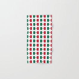 Flag of mexico 3 - mexico,mexico city,mexicano,mexicana,latine,peso,spain,Guadalajara,Monterrey Hand & Bath Towel