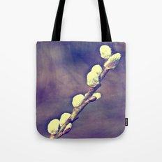 Stem of Willow Tote Bag