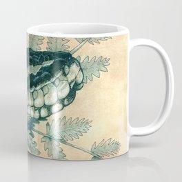 Ball Python Portrait Coffee Mug