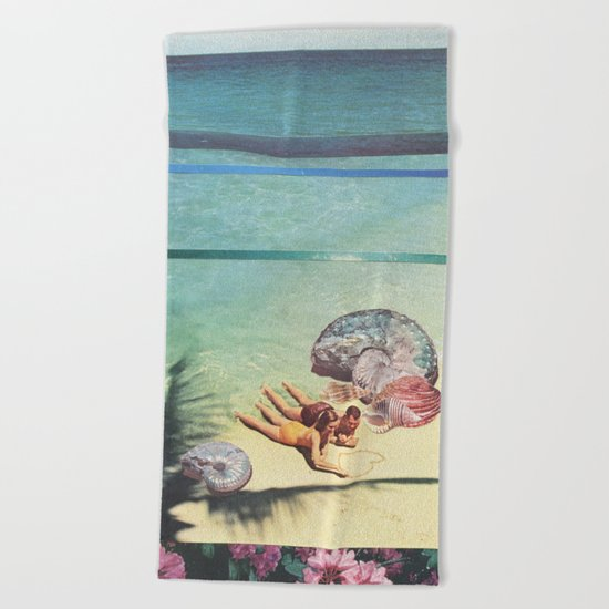Sea Collections Beach Towel