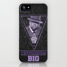 *Notorious BiG* iPhone Case
