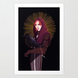 Leliana Dragon Age Kunstdrucke