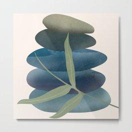 Flow of Balance 6 Metal Print