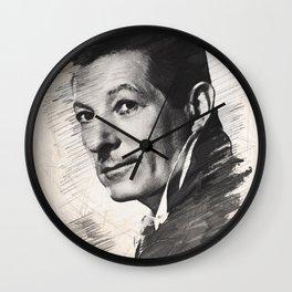 Danny Kaye Wall Clock