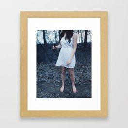 Mystics IV Framed Art Print
