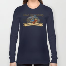 Meet the Missus Tea Long Sleeve T-shirt