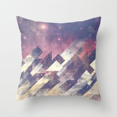 The stars are calling me Throw Pillow