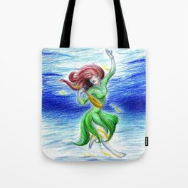 Water Spirit Tote Bag