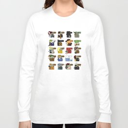 Hooray for Hollywood  Long Sleeve T-shirt