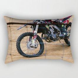 Dirt'n Rectangular Pillow