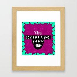 ladsjbn Framed Art Print