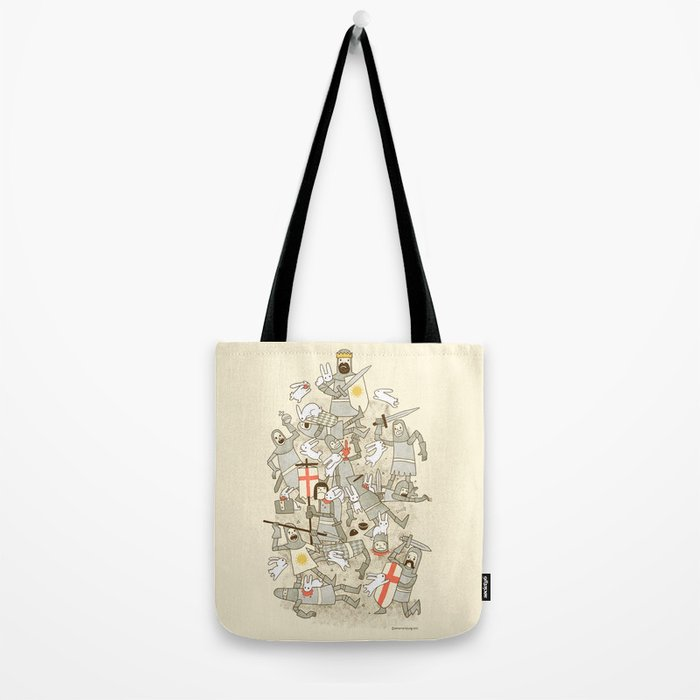 Bad Tempered Rodents Tote Bag