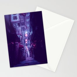 Tokyo Nights / One More Light / Liam Wong Stationery Cards