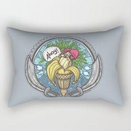 Banana Pirate! Rectangular Pillow