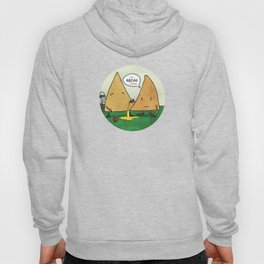 Nacho Friend Hoody