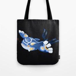 Kyogre - Save the Ocean! Tote Bag