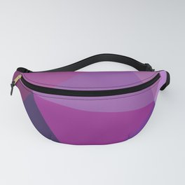 Prismatika Shades of Purple Fanny Pack