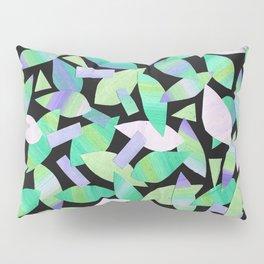 Leaf Litter (dark) Pillow Sham