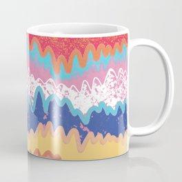 lava mountains Coffee Mug