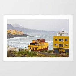 Gran Canaria Art Print