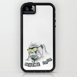 Harambe 202 iPhone Case