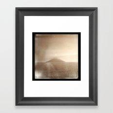 04. Stromboli Framed Art Print