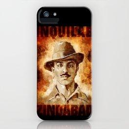 Shaheed-E-Azam Bhagat Singh iPhone Case