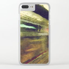 Philly Underground Clear iPhone Case
