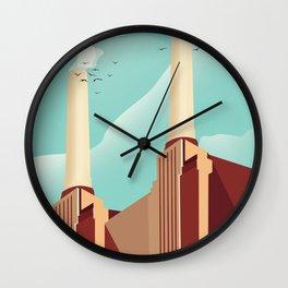 Battersea London Wall Clock