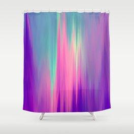 Beautiful Mermaid Colors Shower Curtain