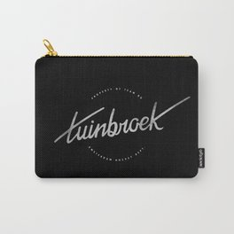 """Tuinbroek - The Dutch for """"Dungarees"""" Carry-All Pouch"""