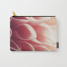 Pink Dahlia #2 Carry-All Pouch