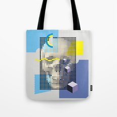 Compo with Skull Tote Bag