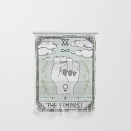 The Feminist Wall Hanging