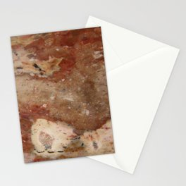 Abstract Jasper 2 Stationery Cards