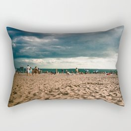 brighton storm Rectangular Pillow