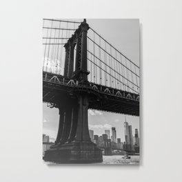 Dumbo Brooklyn VII Metal Print