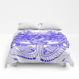 Vegetal Human Anatomy  Comforters