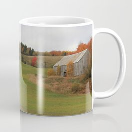 Country Autumn - Nova Scotia Coffee Mug