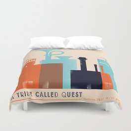 A Tribe Called Quest - Jazz (We've got) Duvet Cover