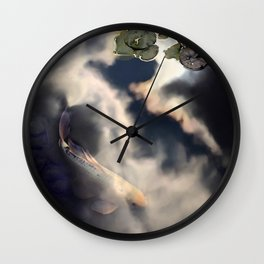 Moon Dance Wall Clock