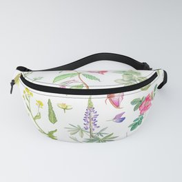 Norwegian blacklisters - Botanical beauty Fanny Pack