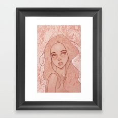 Pound Cake Framed Art Print