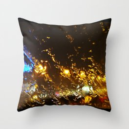 Rainy DayZ 36 Throw Pillow