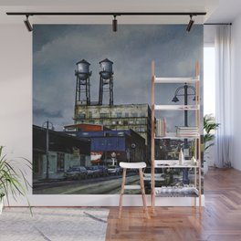 The Lookouts Wall Mural