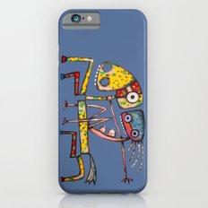 Ballerina riding iPhone 6 Slim Case