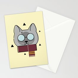Harry Cat Stationery Cards