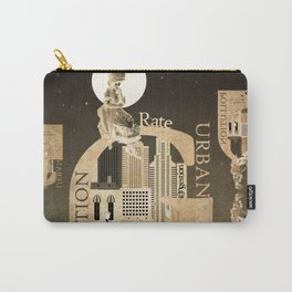 Live in the city 7 Carry-All Pouch