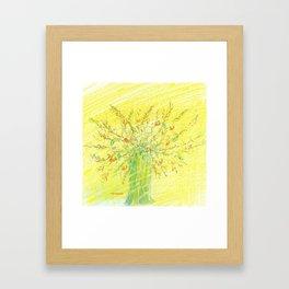 Sun Kissed II Framed Art Print